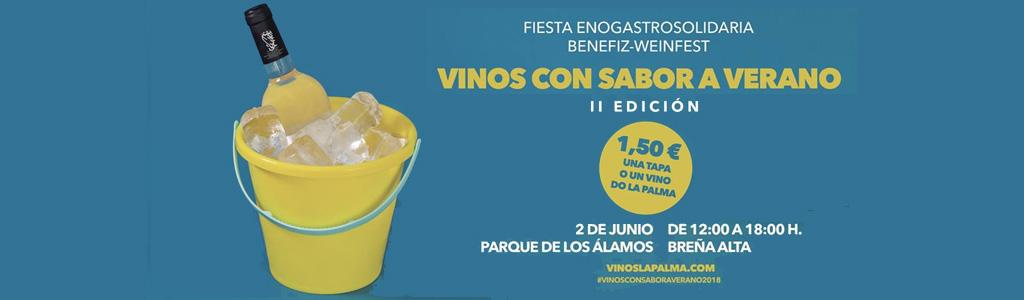 La buena música amenizará la 'Fiesta del Vino con Sabor a Verano' de Breña Alta