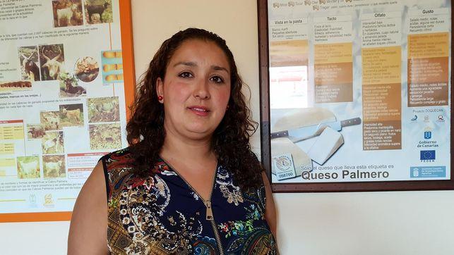 """""""El queso palmero es un producto de mucha calidad pero su precio es bajo""""   LaPalmaAhora"""