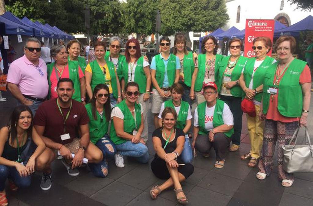 Los Llanos acoge este sábado la III Feria Gastrosolidaria para recaudar fondos contra el cáncer   La Palma Ahora