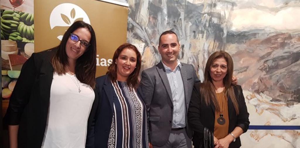 """Saray Domínguez, presidenta del CDRO Queso Palmero: """"Los galardones de Agrocanarias ponen en valor los productos palmeros""""   El Time"""