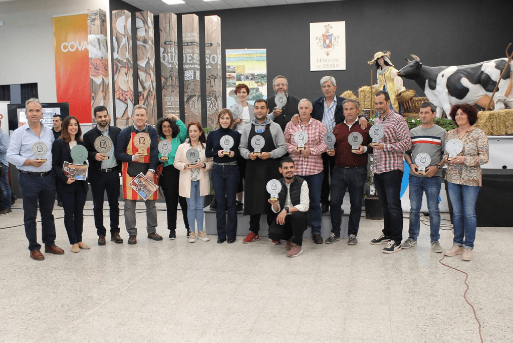 ¿Cuáles son los ganadores del I Salón del Queso de Andalucía?