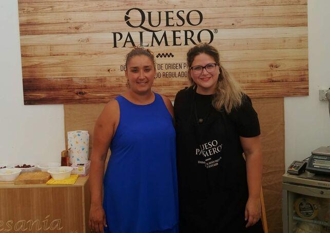 El Queso Palmero asiste a la XXXII Feria Insular de Artesanía para potenciar su promoción
