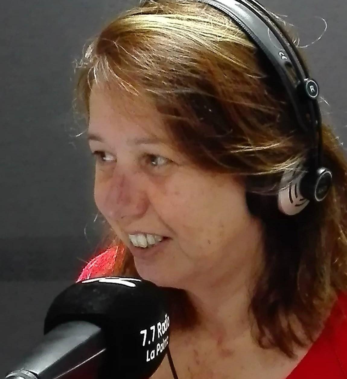 Entrevista Ana Bel Rodríguez – Técnica D.O Queso Palmero   7.7 Radio La Palma