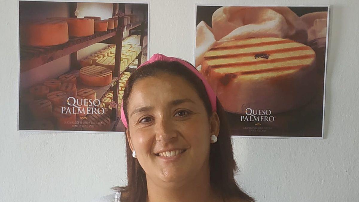 El queso palmero llega a tiendas y restaurantes de Madrid